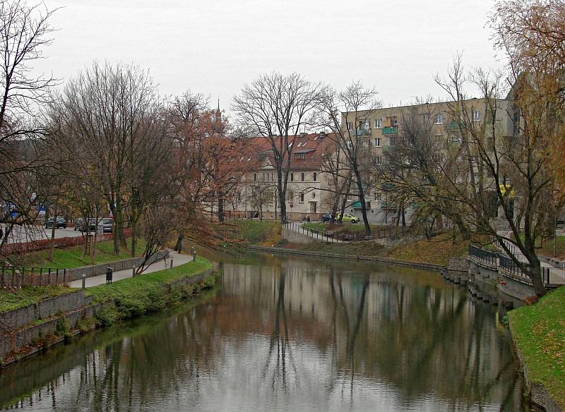Opole w jesiennej szacie