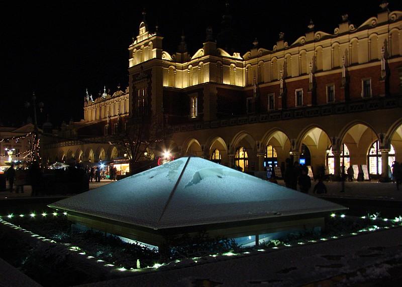 Podziemny skarbiec dziejów Krakowa