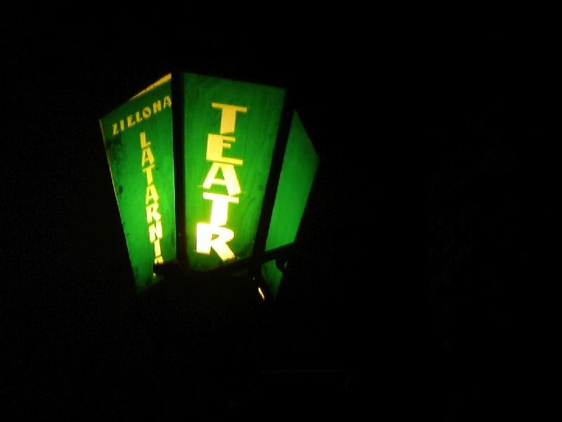 Więcej światła dla Zielonej  Latarni !