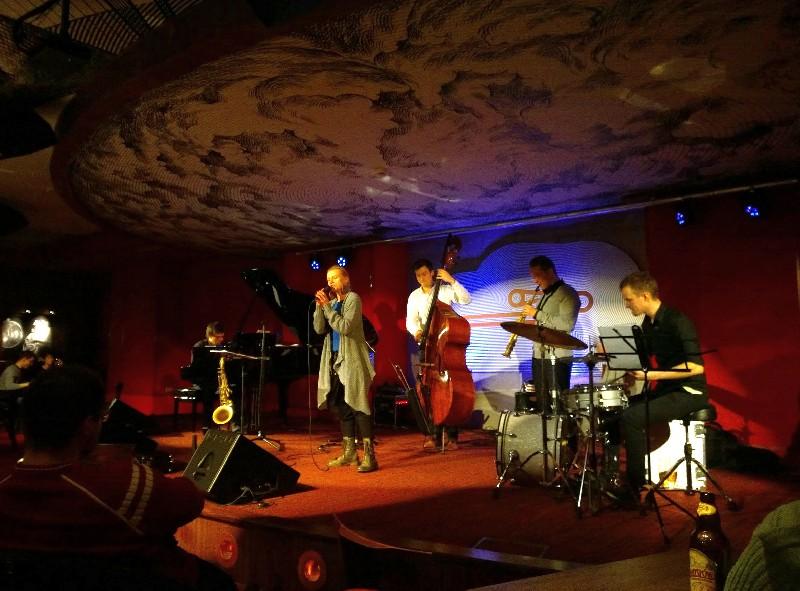 VERTIGO – dobra przestrzeń dla jazzu