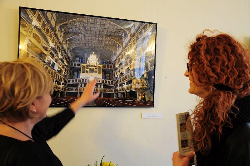 Kościoły Pokoju na Dolnym Śląsku – wystawa fotografii Barbary Górniak