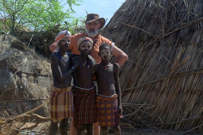 Twarze Etiopii – spotkanie z podróżnikiem w Centrum Kultury ZAMEK