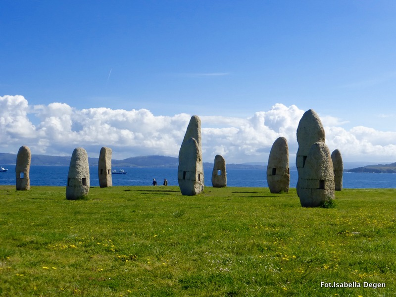 Hiszpania. Galicja region spadkobierców celtyckiej magii