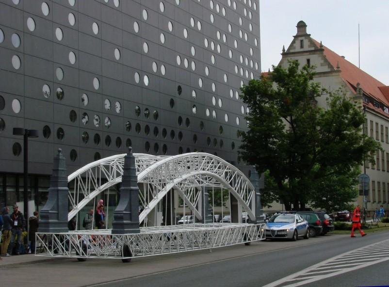 Most Zwierzyniecki. Kopiuj-Wklej