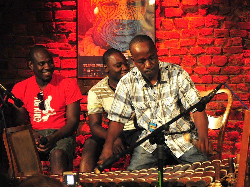 Brave Festival 2015. Spotkanie z Balla Kouyaté – malijskim griotem