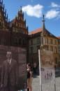 Witold Romer - zdjęcie z wystawy we Wrocławiu