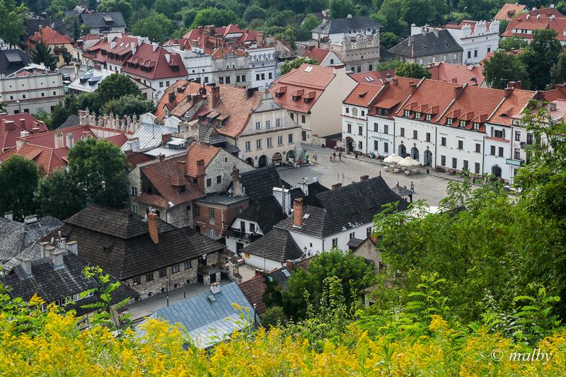 Kazimierz Dolny w obiektywie trzydniowego turysty