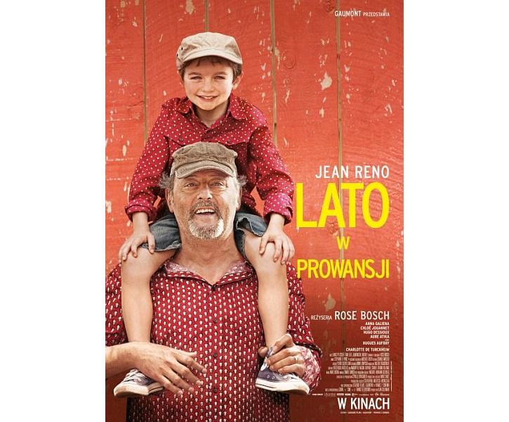 Lato w Prowansji (Avis de mistral) – Jean Reno zachwyca także w roli dziadka