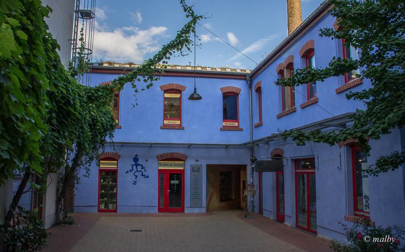 Kunsthofpassage w Dreźnie. Kunszt i uroda