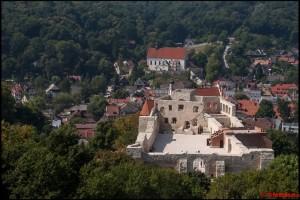 Kazimierz Dolny i okolice-sierpień 2015
