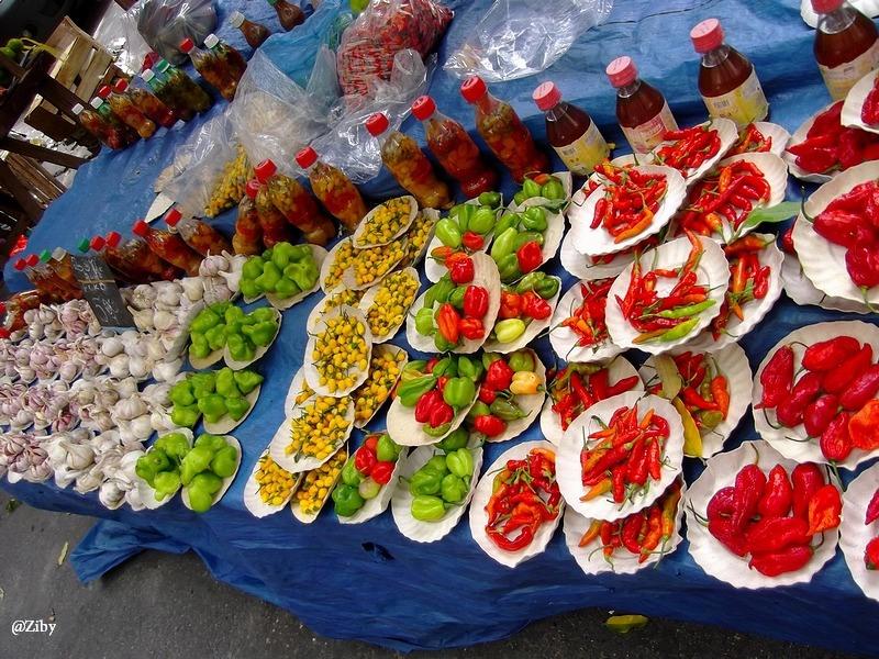 Barwy Brazylii w kilku odsłonach. Smaki i smaczki ulicznego targowiska w Rio