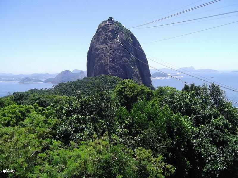 Barwy Brazylii w kilku odsłonach. Ciekawostki Rio de Janeiro – Głowa Cukru