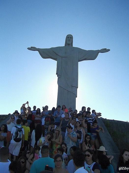 Barwy Brazylii w kilku odsłonach. Miejsca obowiązkowe do zobaczenia w Rio de Janeiro