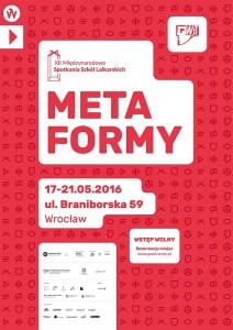 """XII Międzynarodowe Spotkania Szkół Lalkarskich """"METAFORMY"""" we Wrocławiu"""