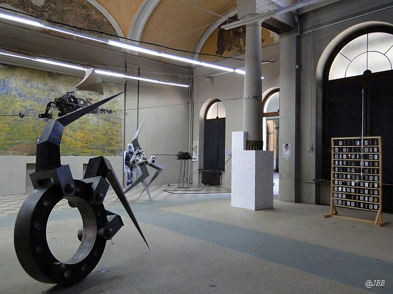Podwodny Wrocław 2016 – wrocławscy artyści na Dworcu Świebodzkim