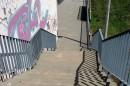 Schody na peron  Zgorzelec Miasto