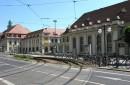 Görlitz - przed dworcem kolejowym