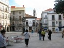 CONSTITUTION square in the old town