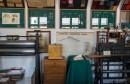 Wnętrze domu papiernika