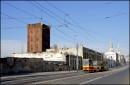 Pozostałości po budynkach fabrycznych L. Geyera