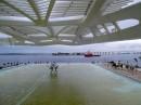 Museu do Amanhã na nabrzeżu  portowym