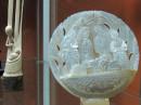 Szopka z masy perłowej, Madagaskar, XX w.