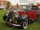 Rolls Royce Silver Wraith z 1948 roku.