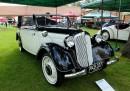 DKW model F8 Luksus Cario, produkowany w l. 1939 - 1942