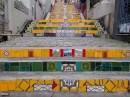 Schody Selaron - Escadaria Selarón