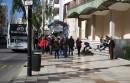 Przystanek linii 03  Ibiza - San Rafael - Sant Antoni de Portmany