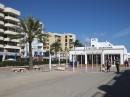 Dworzec morski w Ibizie