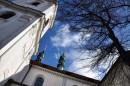 Barokowy klasztor na Strahowie