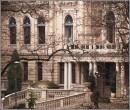 Pałac I.K. Poznańskiego od strony ogrodu