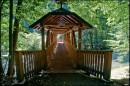 Drewniany most w Pekle