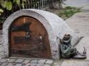 Śpioch/Strażnik pilnujący wejścia do Osady Krasnali