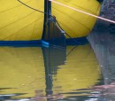 Żółta łodź podwodna