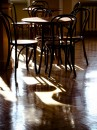 Wnętrze kawiarni w Muzeum Narodowym