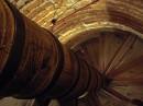 Schody w Wieży Trynitarskiej