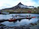 Súðavík, a small and friendly fishing village