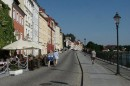 Ulica Wrocławska - bulwar nad Nysą Łużycką