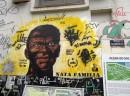 Graffiti na ulicach Rio de Janeiro