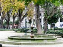 Little fountain in ALAMEDA gardens