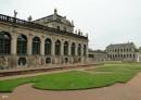 Zwinger, to obowiązkowy punkt programu zwiedzania Drezna