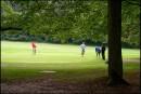 Hradek u Nechanic - pole golfowe