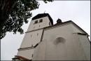 Nove Mesto nad Metuji - kościół w rynku
