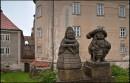 Nove Mesto nad Metuji - karły autorstwa M.B.Brauna