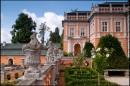 Nove Hrady - pałac