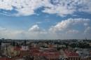 Nad dachami Lublina