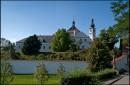 Pardubice - zamek z oddali