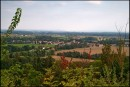 Widok z Kunetickiej Hory